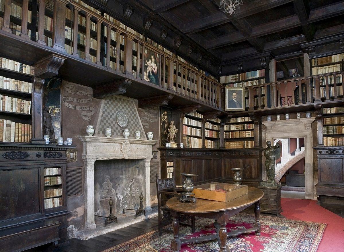 Biblioteca Casa del Podestà di Lonato