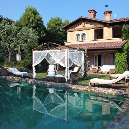 Villa La Criolda, lago di Garda