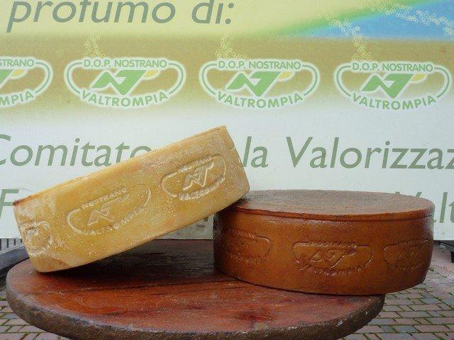 formaggio nostrano valle trompia