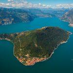 Monteisola e il Lago d'Iseo