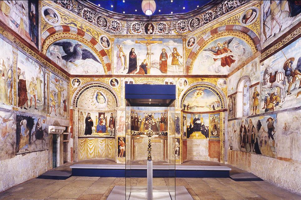 Santa Maria in Solario a Superquark