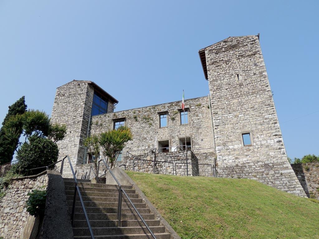 Castello Oldofredi Iseo