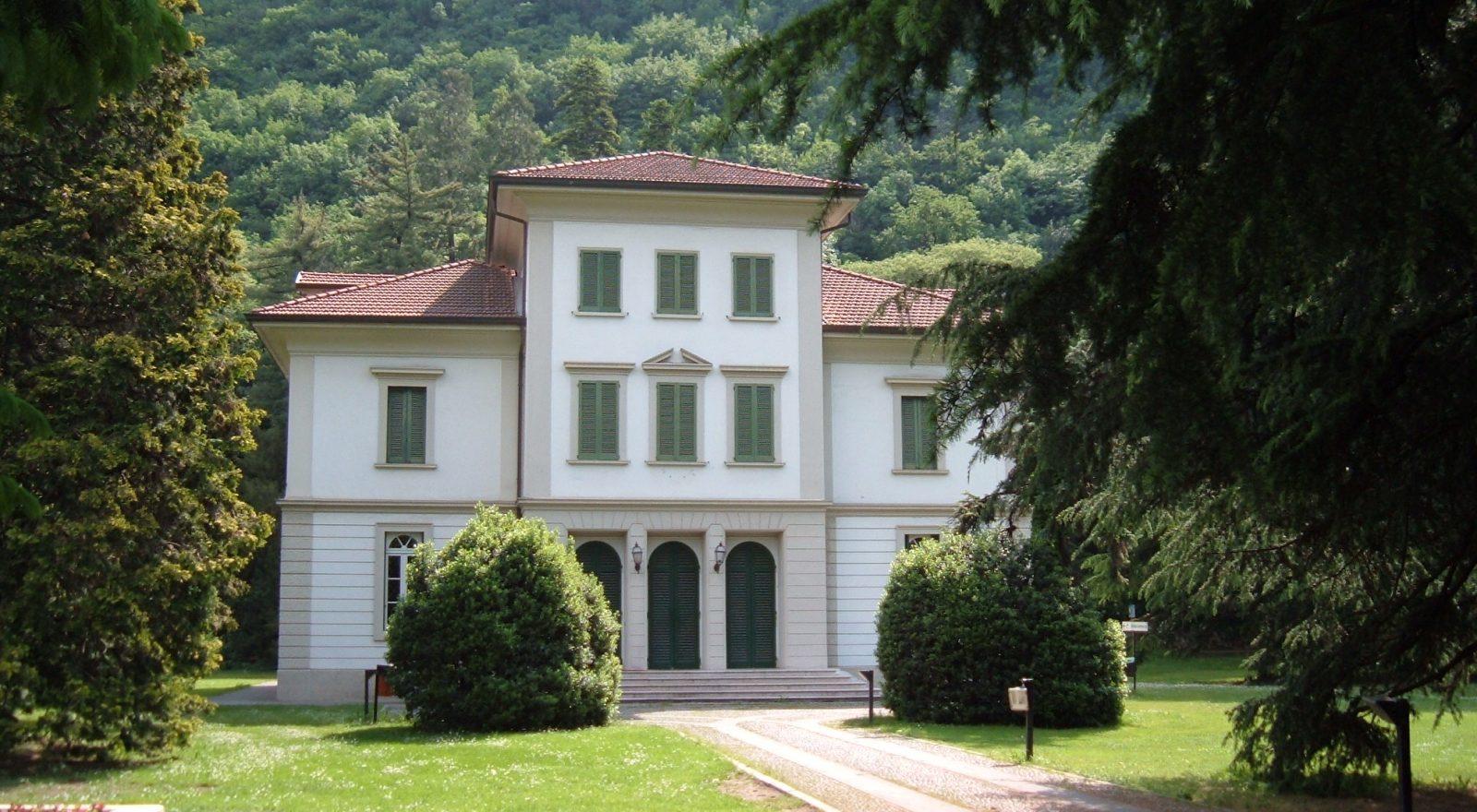 Parco Villa Glisenti Villa Carcina