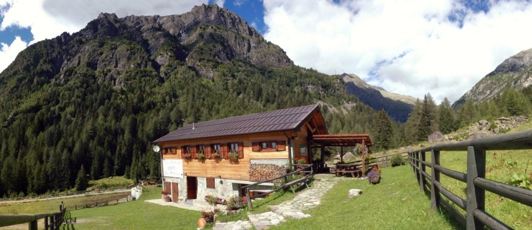 Rifugi Valle Camonica