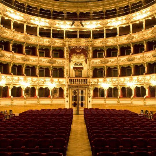 Sala Grande, Teatro Grande