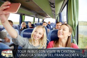 Strada del Franciacorta: bus tour