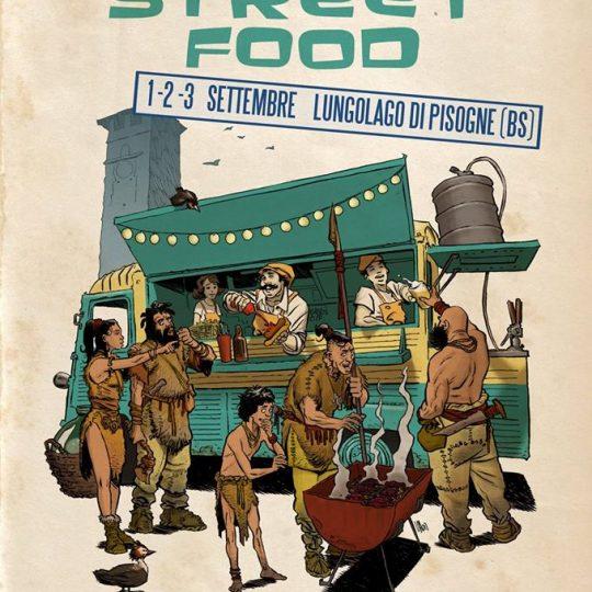 Camunia Street Food Festival dall'1 al 3 settembre 2017 sul lungolago di Pisogne, lago d'Iseo