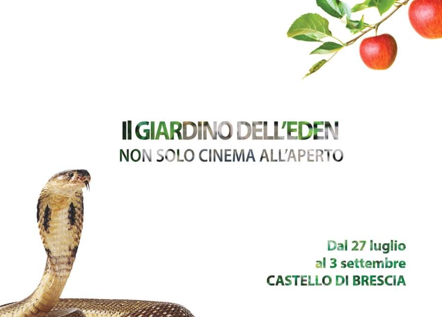 Il Giardino dell'Eden al castello di Brescia