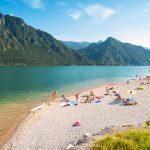Paesaggio Lago d'Idro in Vallesabbia