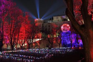 Festiva internazionale delle luci di Brescia 2018