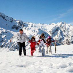 Vacanza neve famiglia in provincia di Brescia