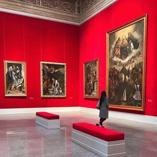 Pinacoteca Tosio Martinengo Brescia