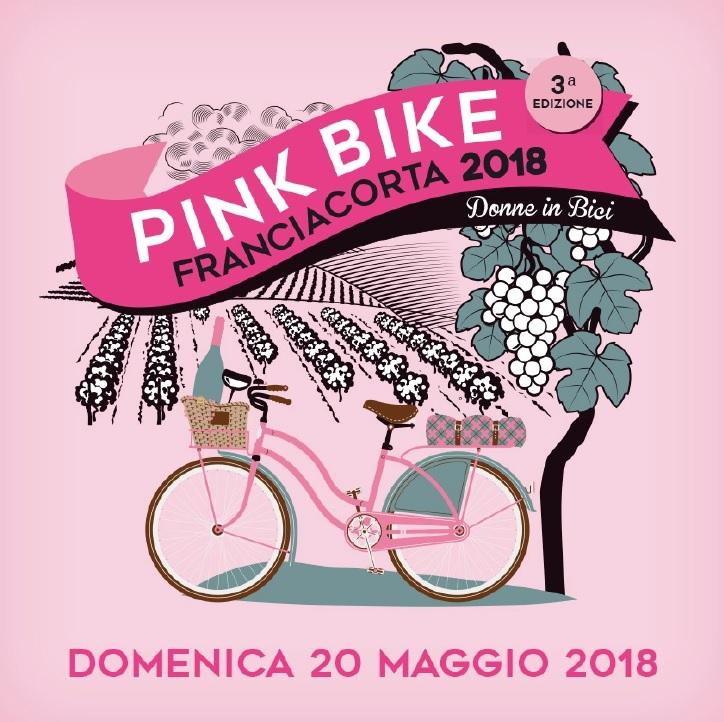 Pink Bike 2018