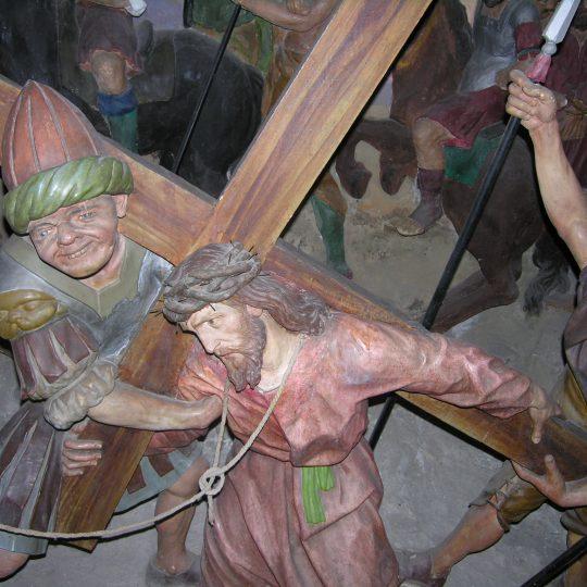 Via Crucis Santuario di Cerveno