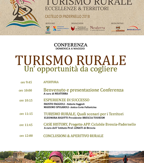Salone del Turismo Rurale al Castello di Padernello
