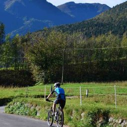 In bici da Edolo a Capo di Ponte
