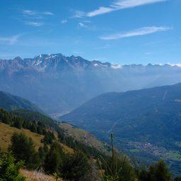 In bici tra la Valle Camonica e la Valtellina