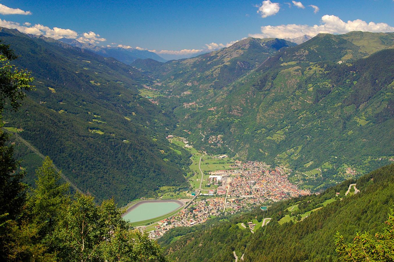 In bici da Edolo al Monte Colmo
