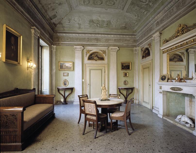 Palazzo Tosio a Brescia