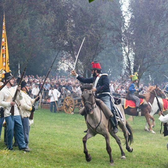 Rievocazione storica San Martino della Battaglia