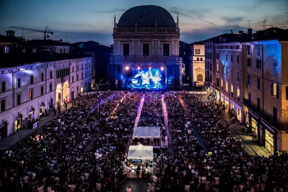 Brescia Summer Music Piazza Loggia