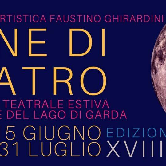 Lune di Teatro 2018 Lago di Garda