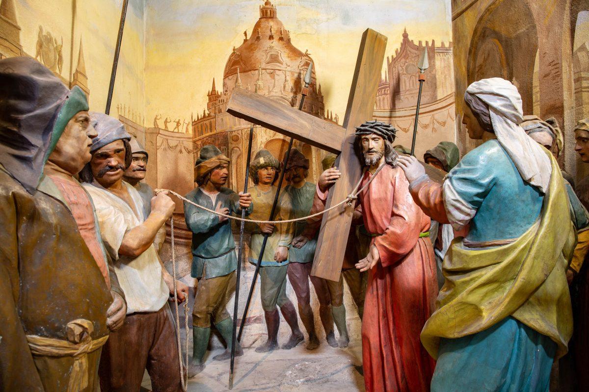 Santuario della Via Crucis di Cerveno