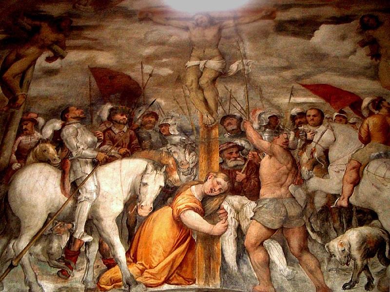 Romanino Crocifissione Pisogne