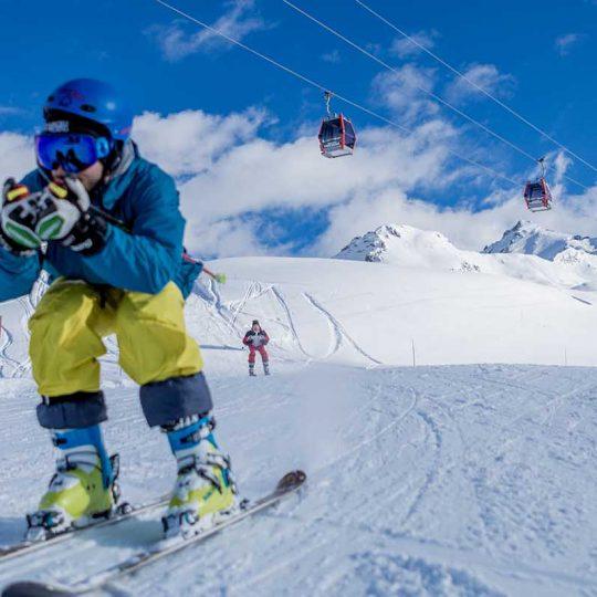 Sciare in Valle Camonica