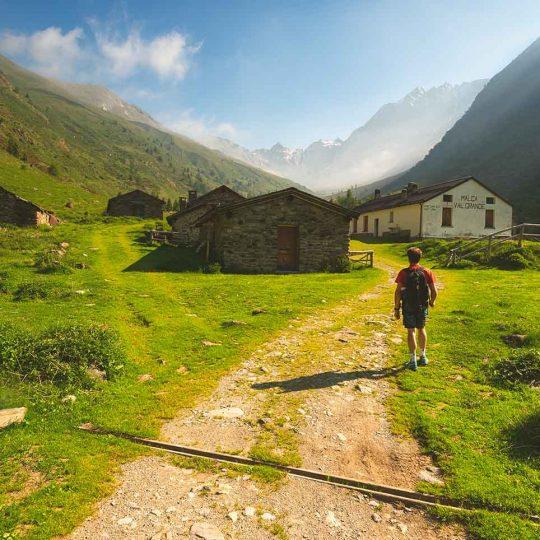 Valle Camonica Trekking in estate