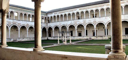 Abbazia Olivetana San Nicola