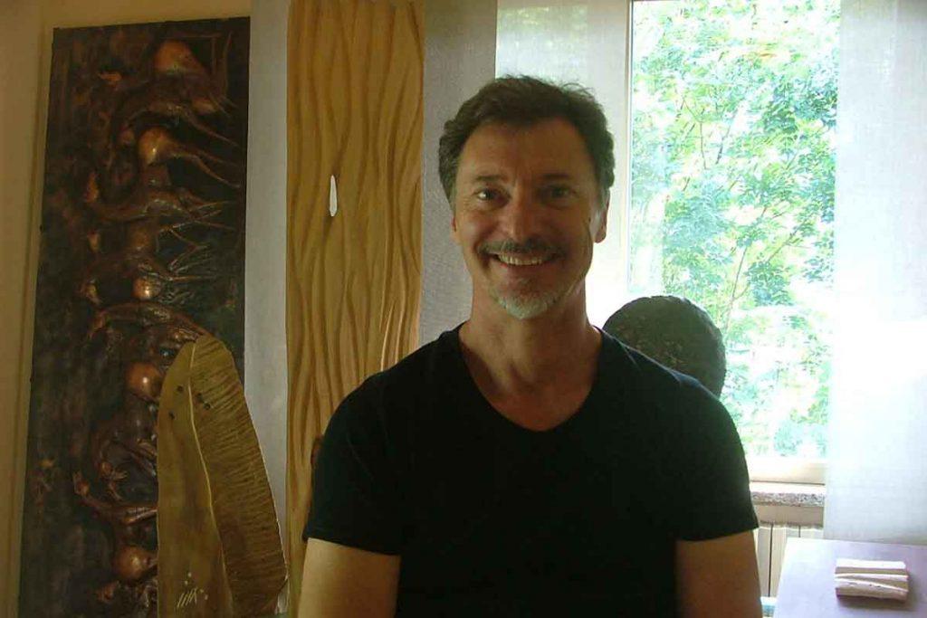 Fabio Peloso artista artigiano