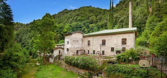 Museo della Carta nella Valle delle Cartiere di Toscolano Maderno