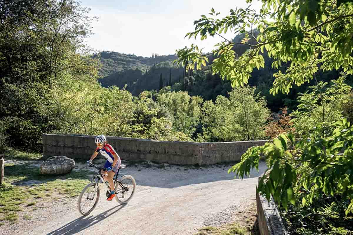 Valle delle Cartiere di Toscolano Maderno