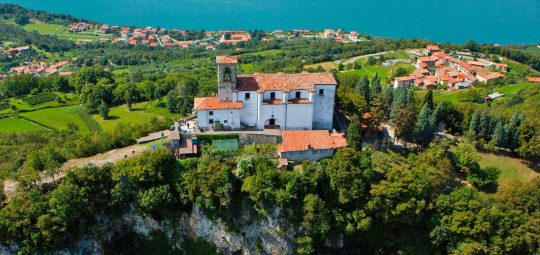 Santuario della Ceriola, Monte Isola