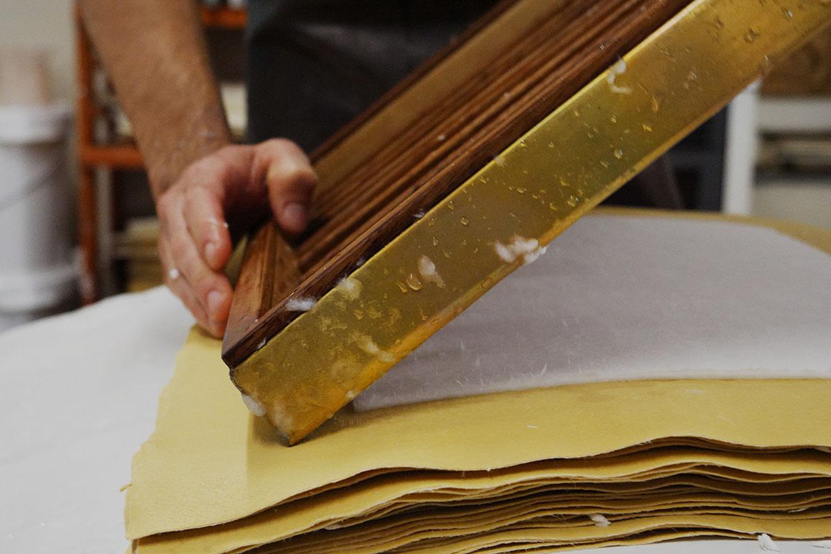 Toscolano 1381 il foglio di carta