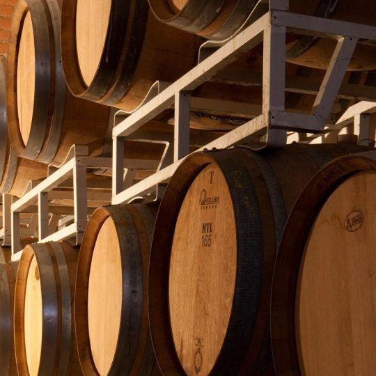 Cola Battista botti di vino
