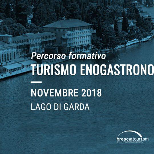 Formazione Bresciatourism sul Turismo Enogastronomico sul lago di Garda