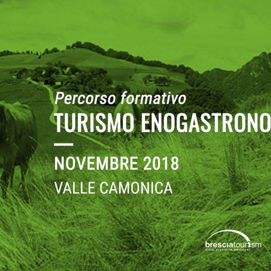 Formazione Bresciatourism sul Turismo Enogastronomico in Valle Camonica