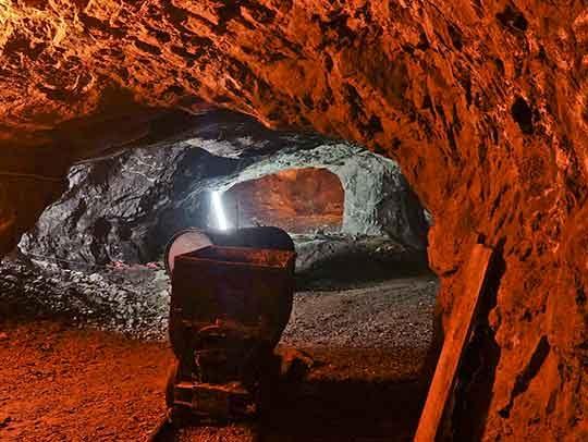 Miniera Valle Trompia