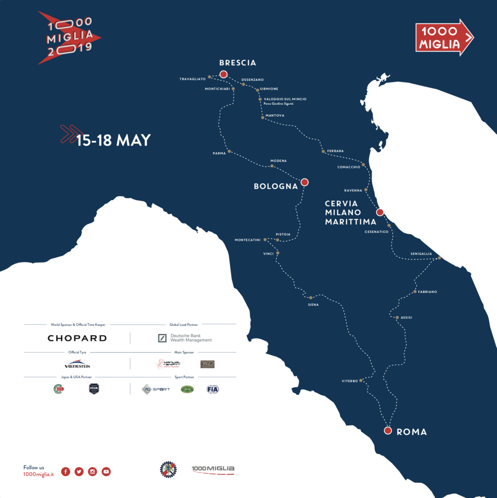 Mercedes White Plains >> Mille Miglia 2019: the most beautiful race in the world ...