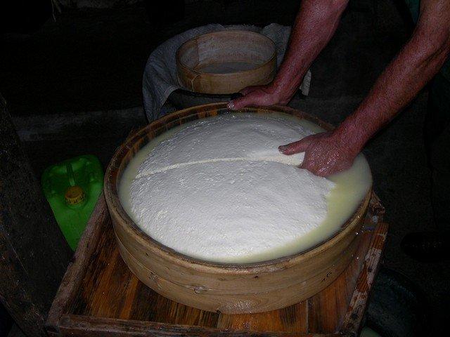 formaggio Nostrano Valtrompia