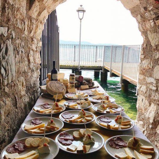 tasting tour Gargano
