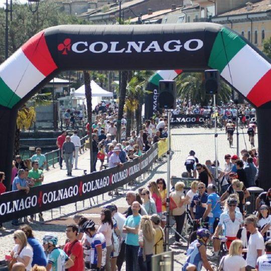 Colnago Cycling Festival, Desenzano