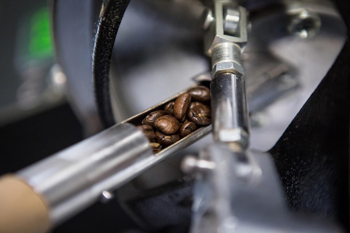 chicchi di caffè Agust