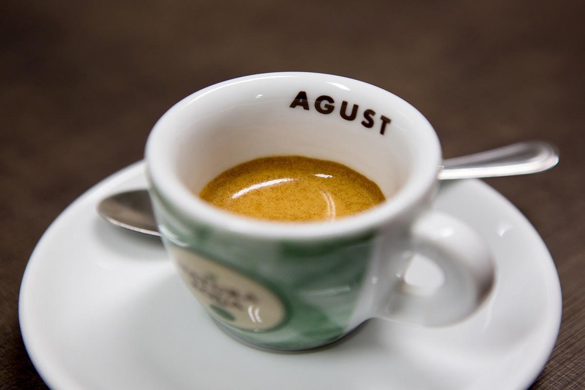 tazzina di caffè Agust