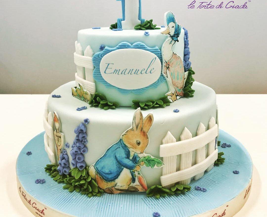 Torta di Compleanno creata da Giada Farina, Cake Designer