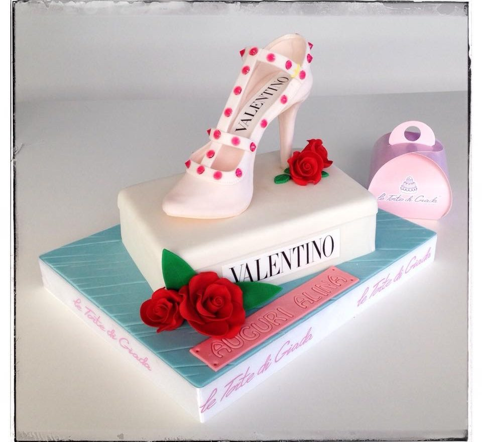 una creazione di cake design firmata da Giada Farina