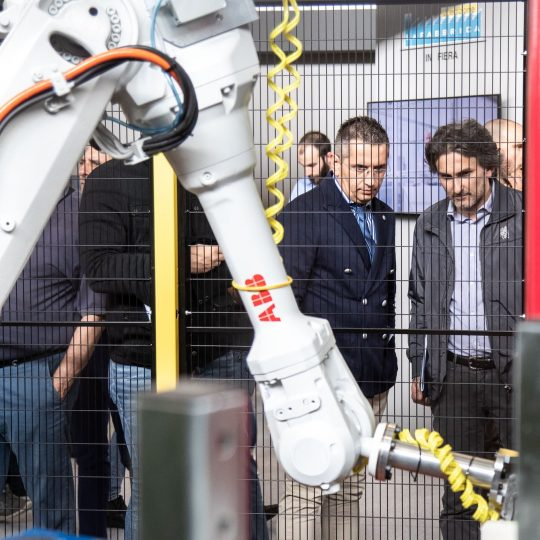 Bie Brescia Industrial Exhibition