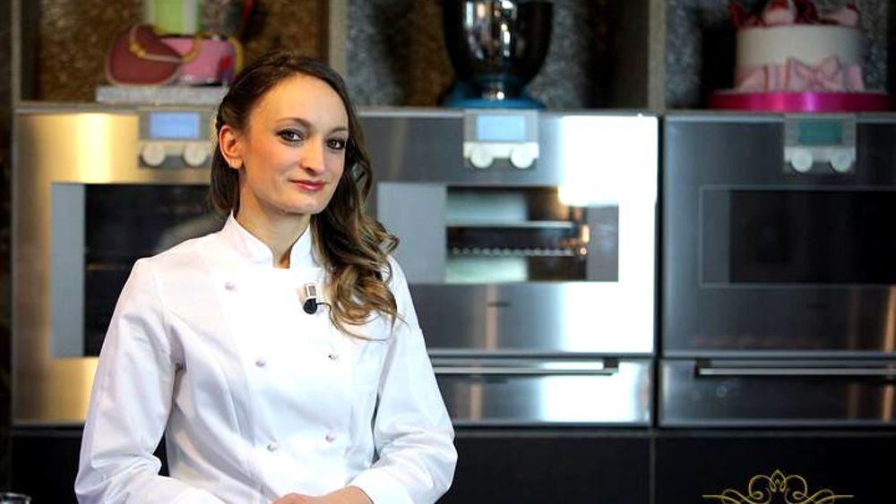 Giada Farina famosa Cake Designer bresciana
